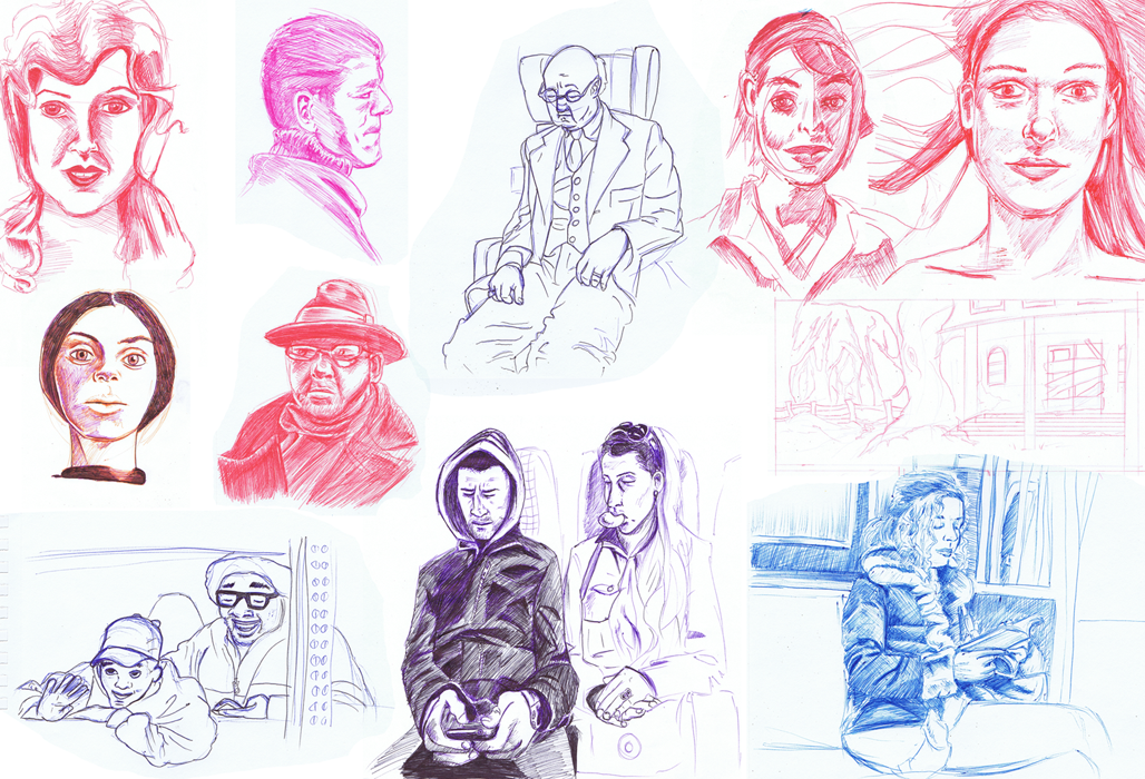 Sketch Montage 6/2/12