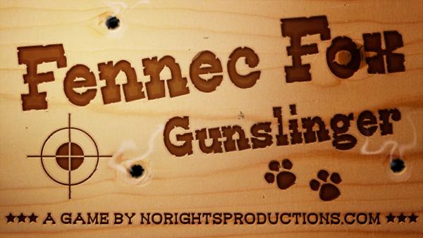 Fennec Fox Start Screen