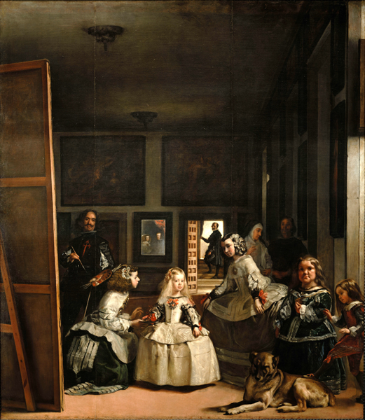 Diego Velázquez's original
