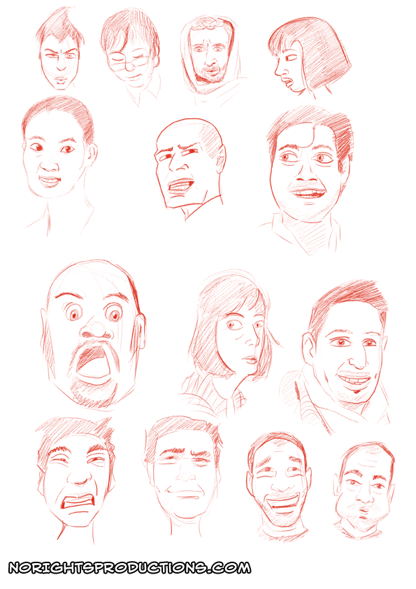 Daily Doodle 10-08-14