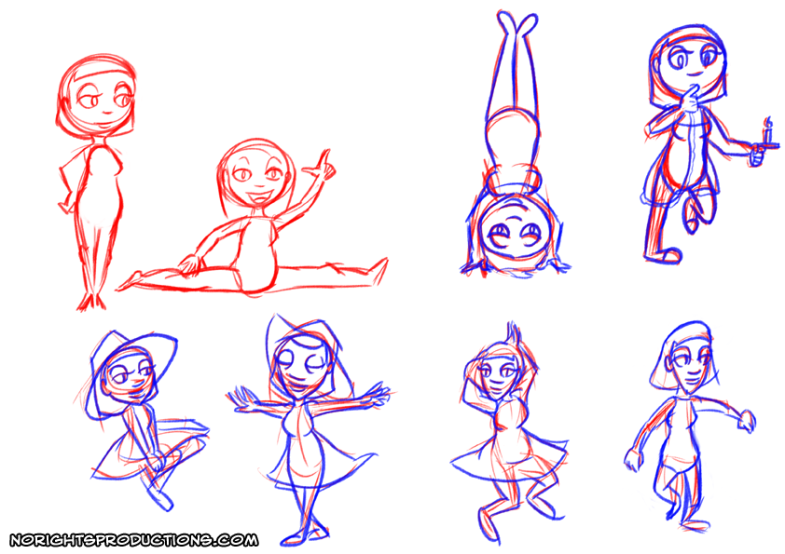 Daily Doodle 10-10-14 Sketch