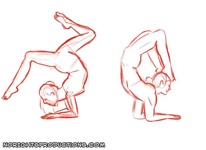 Line Drawing Yoga Pose : Йога в рисунках при артритеголеностопа Бесплатная база