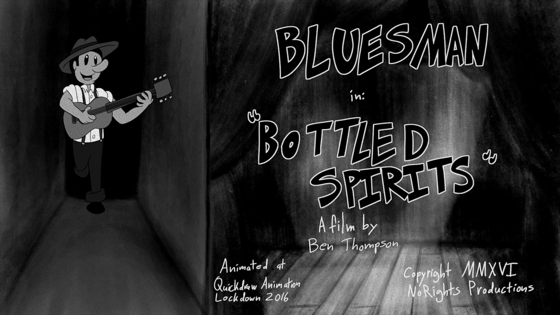 Bottled Spirits